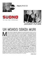 1993 Cristina Palesi Feature in Suono