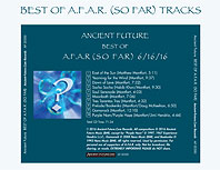 A.F.A.R. So Far Tracks