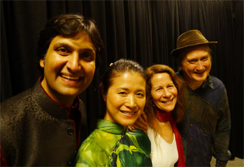 Vishal Nagar, Shenshen Zhang, Mariah Parker, and Matthew Montfort