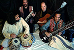 Indian Jazz Quartet