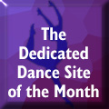 Dedicated Dance Site Award