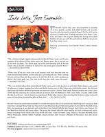 Indo Latin Jazz One Sheet