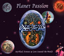 Featured recording Planet Passion