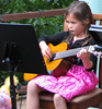 Six Year Old Student of Matthew Montfort Performs Recital