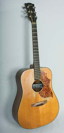 Photo of Scalloped Fretboard Guitar