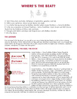 Ancient Traditions Future Possibilities Audio Guide Tracks One Sheet