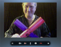 Skype Rhythm Lesson