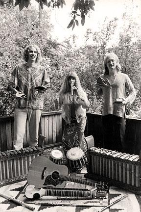 Ancient Future Circa 1981 with Benjy Wertheimer, Mindia Devi Klein, and Matthew Montfort