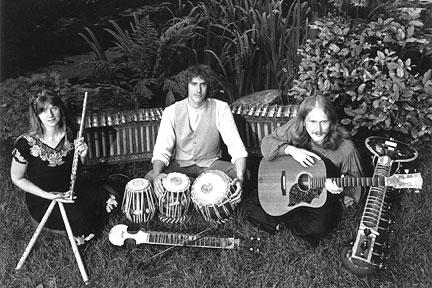 Ancient Future Circa 1981 with Mindia Devi Klein, Benjy Wertheimer, and Matthew Montfort