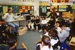 Second Grade Rhythm Class