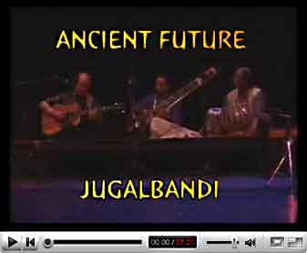 Guitar-Sitar Jugalbandi on Youtube