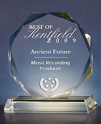Music Recording and Production Award